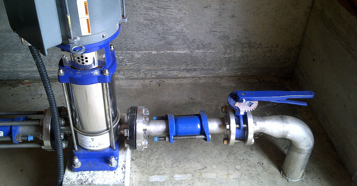 Pump and Fliltration Installations